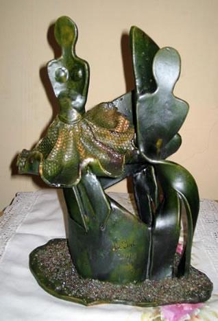 Você está navegando a partir de imagens do artigo: Cerâmicas - Escuturas 01