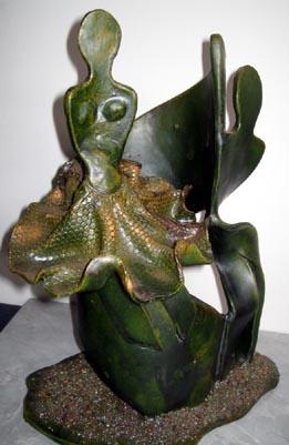 Você está navegando a partir de imagens do artigo: Esculturas Diversas 01 - Abril 2006
