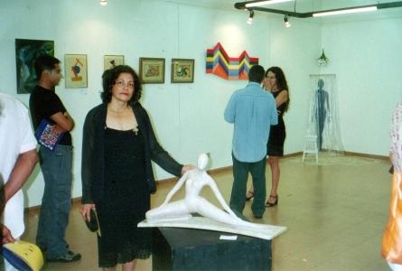 Você está navegando a partir de imagens do artigo: Esculturas Diversos Momentos